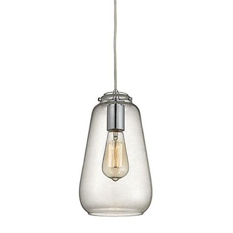 10 inch glass l shade elk lighting orbital 10 inch 1 light pendant in polished
