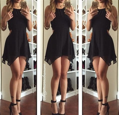 Kimo Maxi By Qiz Boutique dress black dress black dress black heels