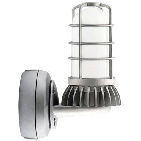 Rab Light Fixture Rab Vxbrled13ndg Up 13w Vaporproof Led Light Fixture