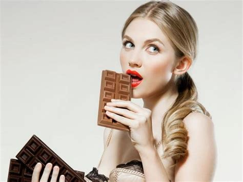 if a eats chocolate now eat chocolate daily without getting