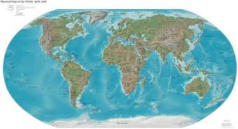 Free World Map by World Map Relief Map Worldofmaps Net Online Maps And