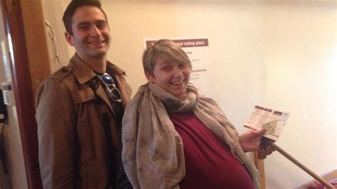 skipping after c section couple skips line to vote ahead of c section for births of