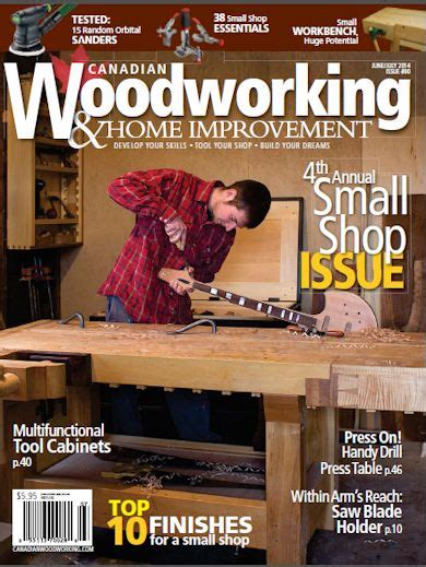 canadian woodworking home improvement 89 april may