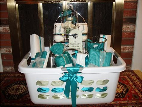 Creative Wedding Shower Gift Basket Ideas   Lamoureph Blog