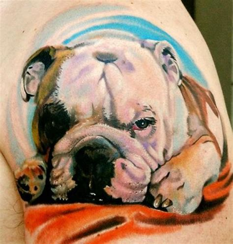 bulldog tattoo designs the 10 coolest bulldog designs in the world