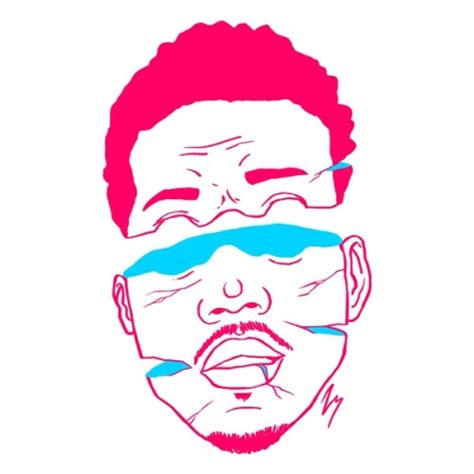 chance the rapper fan club the gallery for gt dope drawings
