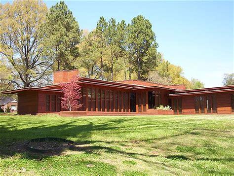 Rosenbaum House by The Rosenbaum House Frank Lloyd Wright In Alabama Hatch