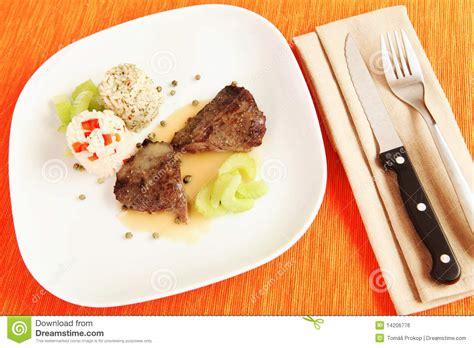 Beef Steak Spicy Rice beef steak with rice www imgkid the image kid has it