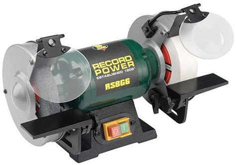 record power rsbg  bench grinder
