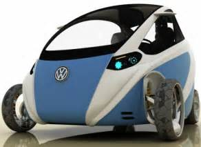 Electric Car Design Transportation Tuesday The Bug Electric Concept