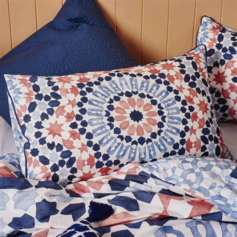 Adairs Quilt Covers by Mercer Medina Quilt Cover Set Bedroom Quilt