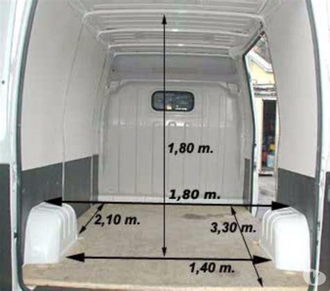 ducato maxi dimensioni interne furgone lunghezza clasf