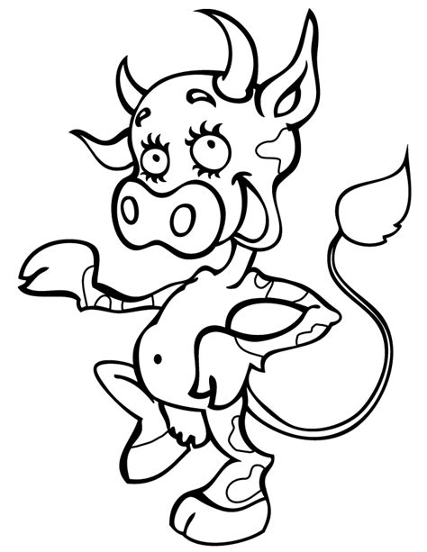 cow cartoons pictures cliparts co