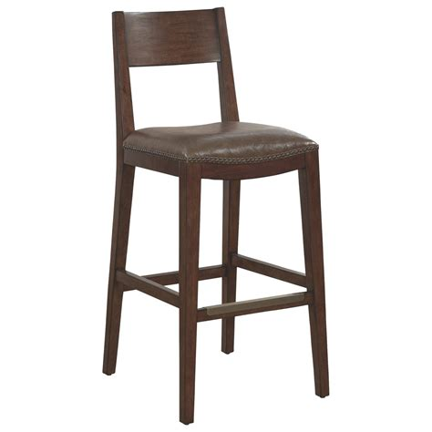 American Heritage Billiards Bar Stool by American Heritage Billiards Bar Stools 130175 Ralston Bar