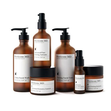 Bidara Skincare 3 skincare set by perricone dimensiva