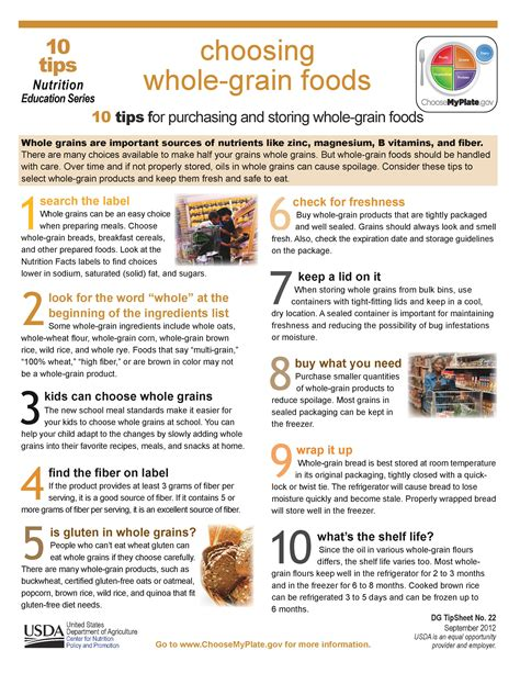 nutrition tips and tricks cheshire community food pantry