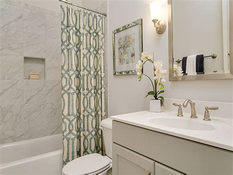 green and gray bathroom gray and green bathroom with trellis shower curtain