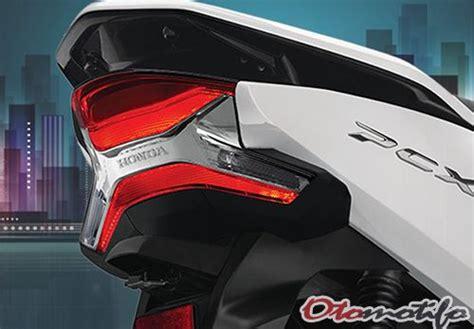 Harga Pcx 2018 Cbs harga honda pcx 2018 spesifikasi abs dan cbs otomotifo