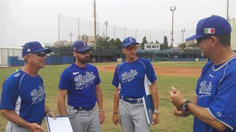 nazionale lavoro verona fibs federazione italiana baseball softball l italia
