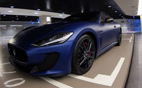 midnight blue maserati doreen michel on quot matte blue maserati
