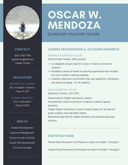 Customize 527 Simple Resume Templates Online Canva Canva Resume Templates