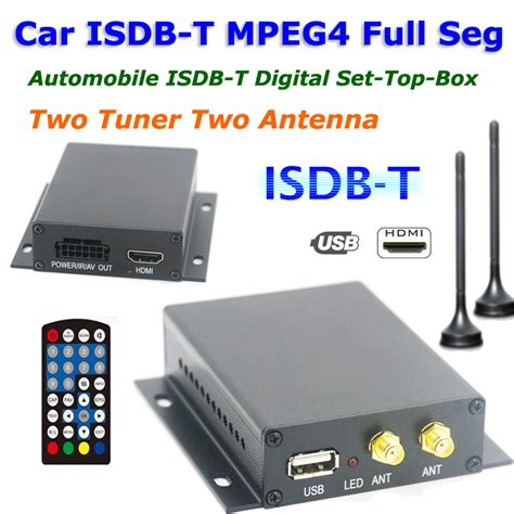 box auto mobili automobile isdb t digital box japan car one seg car isdb t