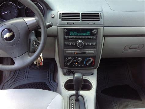 2007 Chevy Cobalt Interior by 2007 Chevrolet Cobalt Interior Pictures Cargurus