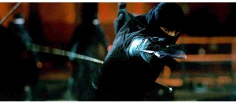 hollywood film ninja assassin ninja assassin movie stills