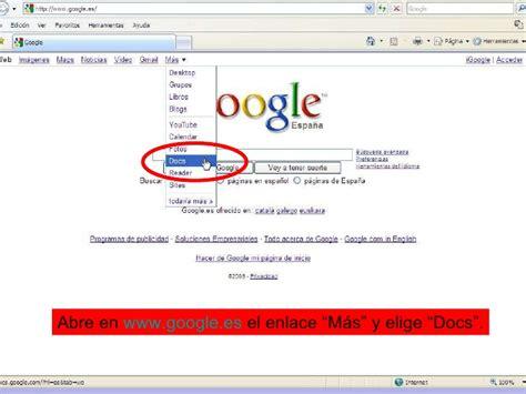 subir imagenes google gratis compartir y subir documentos en google docs