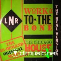work it to the bone house music l n r work it to the bone maxi at odimusic