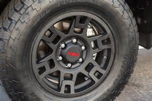 Toyota Rims 2015 Toyota Tundra Trd Pro Wheel Details Photo 9