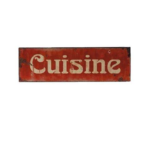 plaques cuisine plaque d 233 coration cuisine r 233 tro esprit vintage
