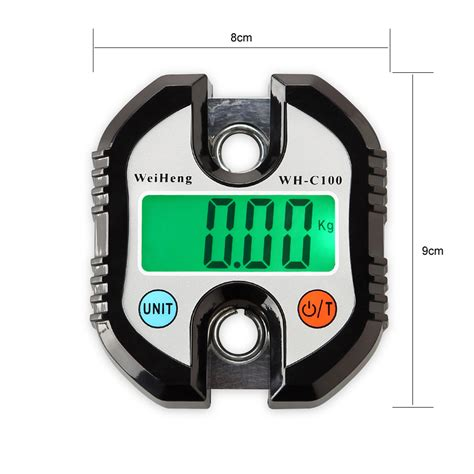 Timbangan Manual 100 Kg weiheng timbangan koper digital 150kg wh c100 black