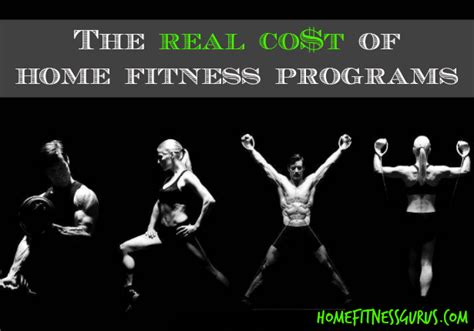 fitness for less the real cost of p90x homefitnessgurus