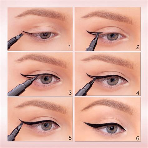eyeliner tutorial for beginners pencil best tips to apply winged eyeliner for beginners how to
