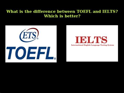 What Is The Difference Between Mba And International Mba by What Is The Difference Between Toefl And Ielts Which Is