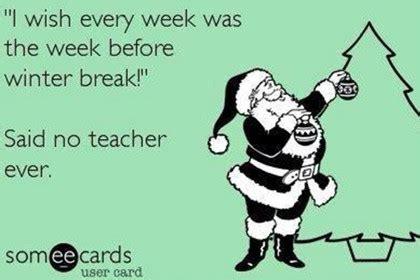 Winter Break Meme - teacher humor archives classroom connection