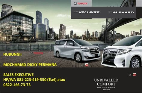 2016 Toyota Alphard 3 5 Q A T 081 223 419 550 tsel harga mobil alphard velfire 2016