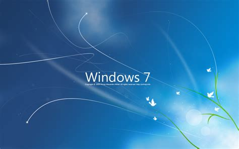 wallpaper blank windows 7 3d wallpaper for windows 7 free download wallpaper