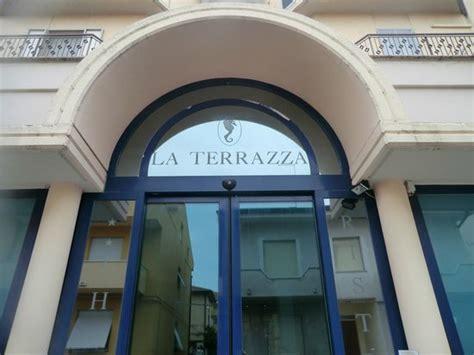 ristorante la terrazza porto potenza picena la terrazza hotel porto potenza picena italia prezzi