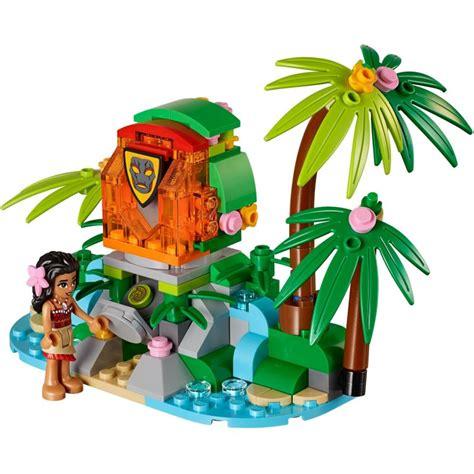 Lego Moana Lego 41150 Moana S Voyage Lego 174 Sets Disney
