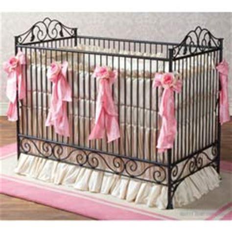 Black Iron Baby Crib Casablanca Premiere Iron Crib By Bratt Decor
