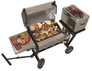 Backyard Classic Tailgate Grill Backyard Classics 2 In 1 Tailgate Grill Quot If You Tailgating You Ll The Picnic Time 750