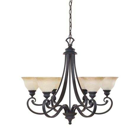 Home Depot Hanging Ls by Designers Monte Carlo 6 Light Hanging