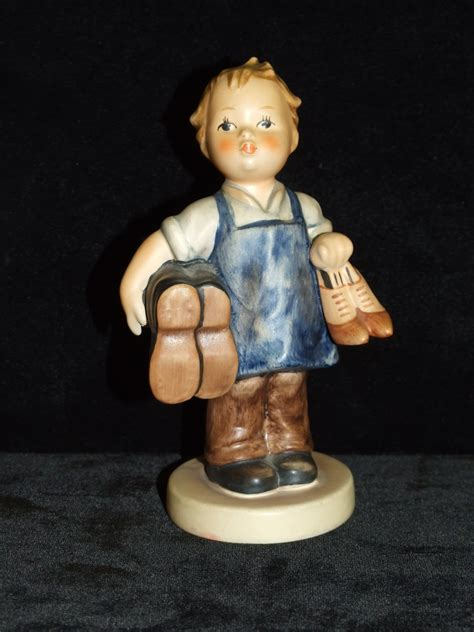 antiques collectibles dolls hummel figurine boots 143 0 tmk 5 1972 1979 retired 5