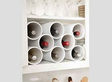 25 Easy PVC Pipe Projects Anyone Can Make Diy Magazine Racks