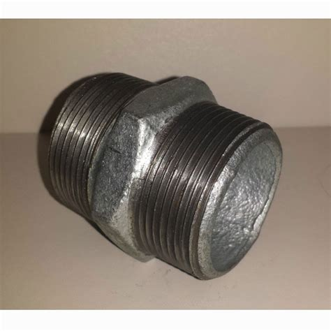 Galvanised Plumbing Fittings by Malleable Iron Pipe Fittings