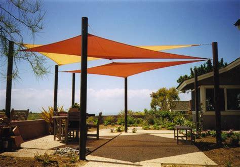 backyard sail canopy shade sails shade sails los angeles california and las