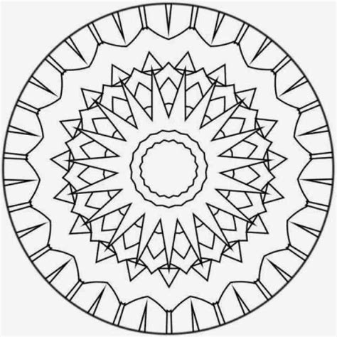 beginner coloring pages free printable 134 sun mandala coloring pages for beginner
