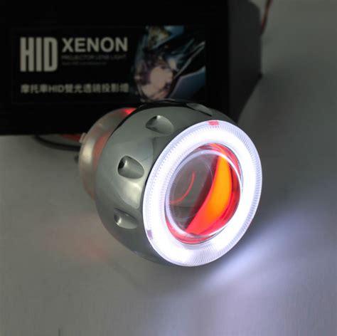Projector Hid Bi Xenon M806 2 Inch 35w slim ballast free shipping 2 inch hid bi xenon projector lens kits with for